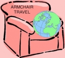 An armchair travel